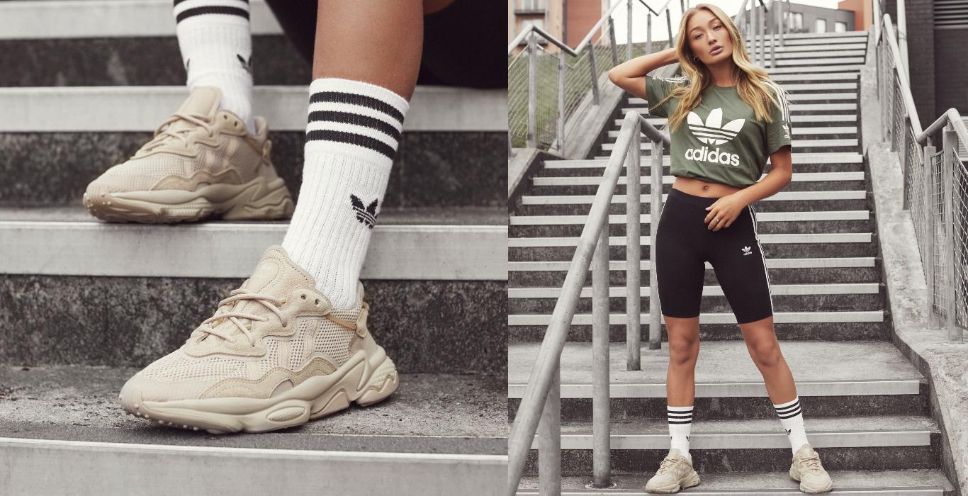 Naisten adidas Originals Ozweego