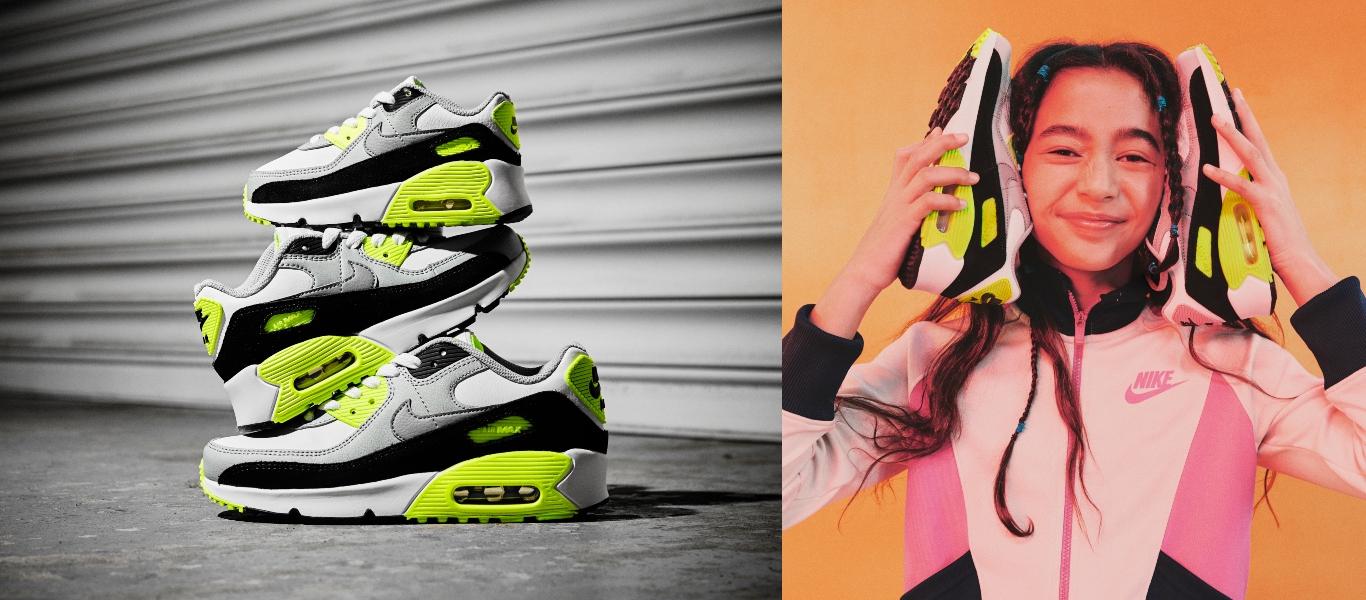 Nike Air Max 90 sneakerit