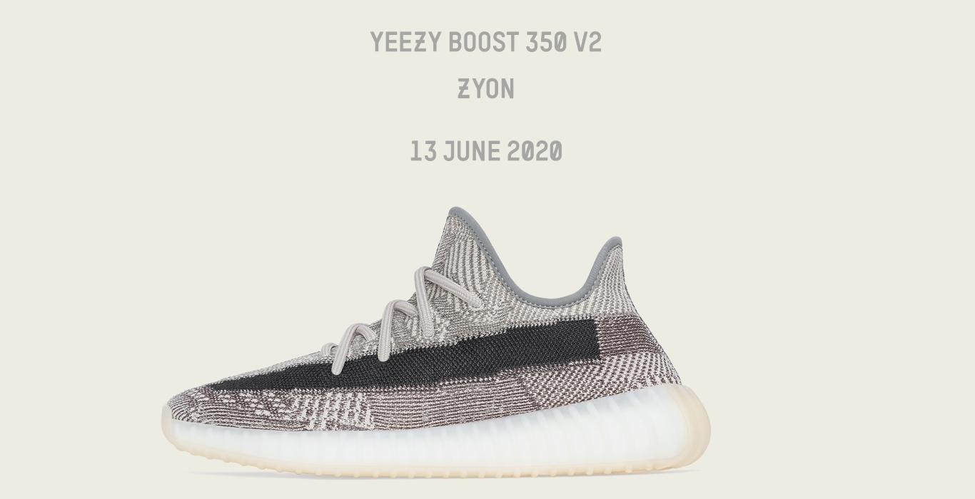 Yeezy Boost 350 V2 'Zyon'